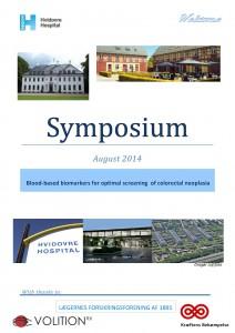 Internationalt Symposium Aug. 2014